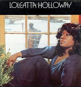 Front Cover Album Loleatta Holloway - Cry To Me