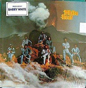 Album  Cover White Heat - White Heat on RCA Records from 1975