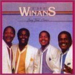 Album  Cover The Winans - Long Time Comin' on QWEST Records from 1983