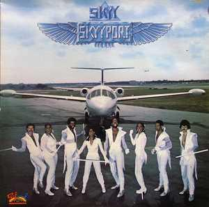 Album  Cover Skyy - Skyyport on SALSOUL Records from 1980