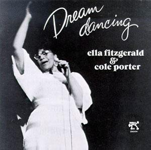 Album  Cover Ella Fitzgerald - Dream Dancing on PABLO Records from 1972