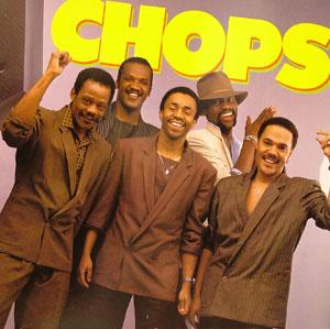 Album  Cover Chops - Chops on ATLANTIC Records from 1984