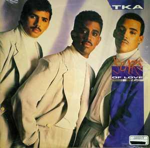 Album  Cover Tka - Scars Of Love on TOMMY BOY Records from 1987