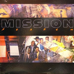 Front Cover Album Mission - Search