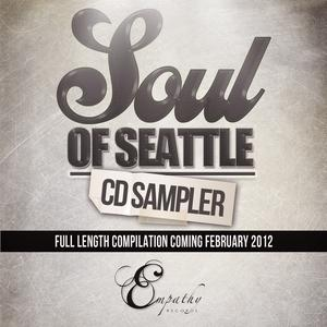Album  Cover Various Artists - Soul Of Seattle on EMPATHY Records from 2011