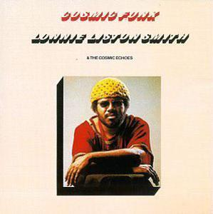 Album  Cover Lonnie Liston Smith - Cosmic Funk on FLYING Records from 1974