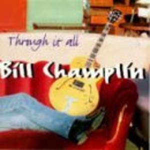 Album  Cover Bill Champlin - Through It All on TURNIP THE Records from 1996