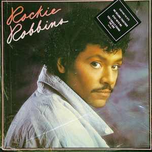 Album  Cover Rockie Robbins - Rockie Robbins on MCA Records from 1985