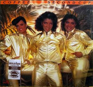 Album  Cover Coffee - Second Cup on DELITE Records from 1982