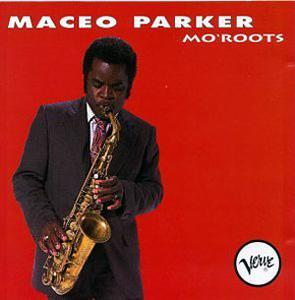Album  Cover Maceo Parker - Mo' Roots on VERVE Records from 1991