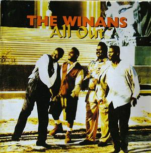 Album  Cover The Winans - All Out on QWEST Records from 1993