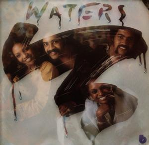 Album  Cover The Waters - Waters 74 on  Records from 1974