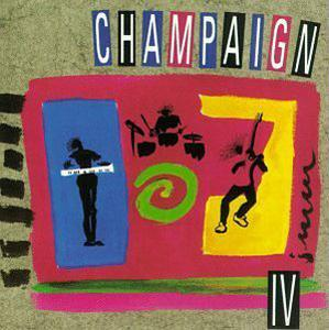 Album  Cover Champaign - Champaign Iv on  Records from 1991