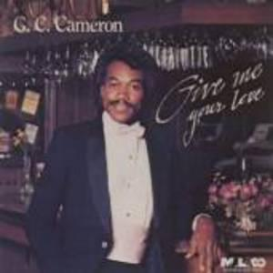 Album  Cover G.c. Cameron - Give Me Your Love on MALACO Records from 1983