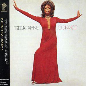 Album  Cover Freda Payne - Contact on INVICTUS Records from 1971