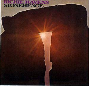 Album  Cover Richie Havens - Stonehenge on STORMY FOREST Records from 1970