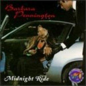 Album  Cover Barbara Pennington - Midnight Ride on UNITED ARTISTS Records from 1978