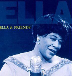 Album  Cover Ella Fitzgerald - Ella & Friends on [GRP] GRP Records from 1996