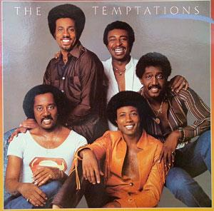 Album  Cover The Temptations - The Temptations on GORDY Records from 1981