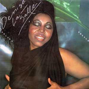 Album  Cover Denise Lasalle - Second Breath on ABC Records from 1976