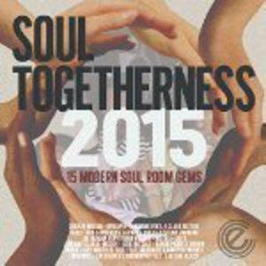 Album  Cover Various Artists - Soul Togetherness 2015 on EXPANSION Records from 2015