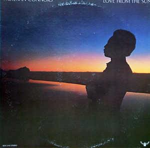 Album  Cover Norman Connors - Love From The Sun on BUDDAH Records from 1974