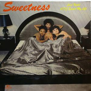 Album  Cover Sweetness - Last Night A D.j. Saved My Life on RAMS HORN Records from 1983