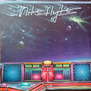 Album  Cover Niteflyte - Niteflyte on ARIOLA AMERICA Records from 1979