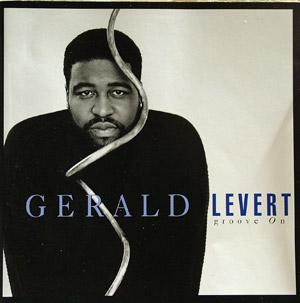 Album  Cover Gerald Levert - Groove On on ATLANTIC Records from 1994