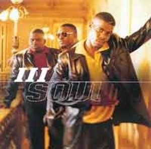 Album  Cover Iii Frum Tha Soul - Black Supermen on RCA Records from 1998