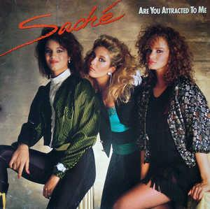 Album  Cover Saché - Are You Attracted To Me on ATLANTIC Records from 1987