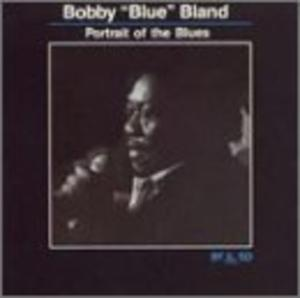 Album  Cover Bobby Bland - Portrait Of The Blues on MALACO Records from 1991