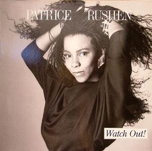 Album  Cover Patrice Rushen - Watch Out! on EPIC Records from 1987