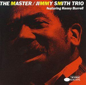 Album  Cover Jimmy Smith - The Master on BLUE NOTE Records from 1993