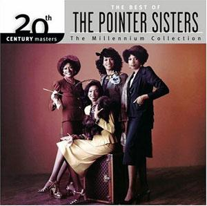 Album  Cover Pointer Sisters - The Pointer Sisters on BLUE THUMB Records from 1973