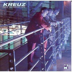Album  Cover Kreuz - New Generation on MOTOWN Records from 1993