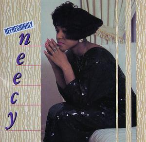 Front Cover Album Denise Tichenor - Refreshingly Neecy