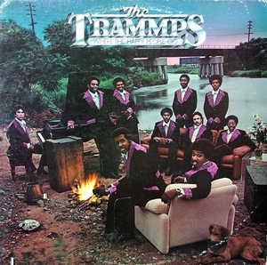 Album  Cover The Trammps - Where The Happy People Go on ATLANTIC Records from 1976