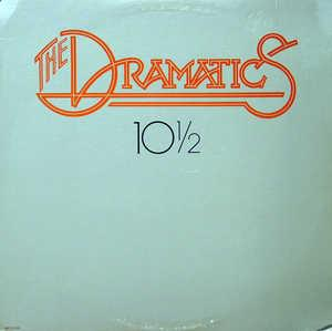 Album  Cover The Dramatics - 10½ on MCA Records from 1980