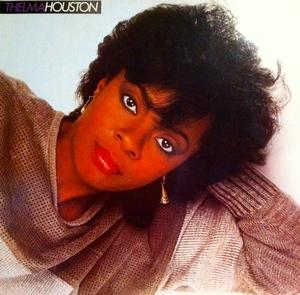 Album  Cover Thelma Houston - Thelma Houston on MCA Records from 1983