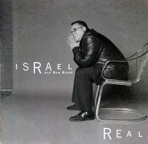 Front Cover Album Israel And New Breed - Real