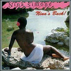 Album  Cover Nina Simone - Nina's Back on VPI Records from 1986