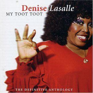 Album  Cover Denise Lasalle - My Toot Toot on MALACO Records from 1985