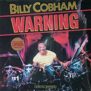 Front Cover Album Billy Cobham - Warning