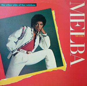 Front Cover Album Melba Moore - The Other Side Of The Rainbow