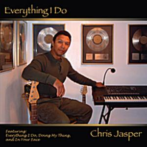 Album  Cover Chris Jasper - Everything I Do on GOLD CITY Records from 2010