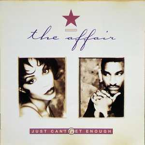 Album  Cover The Affair - Just Can't Get Enough on 4TH BROADWAY Records from 1995