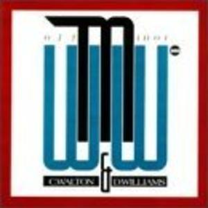 Album  Cover Cedar Walton - Off Minor on RED Records from 1990