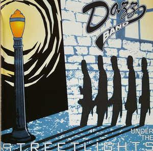 Album  Cover The Dazz Band - Under The Streetlights on LUCKY Records from 1996