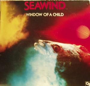 Front Cover Album Seawind - Window Of A Child